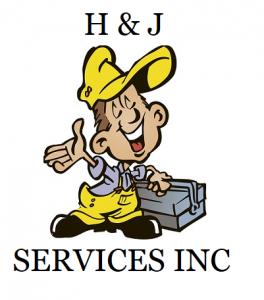 H&J Services Building Maintenance logo